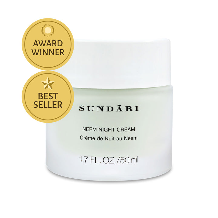 Neem Night Cream - SUNDARI