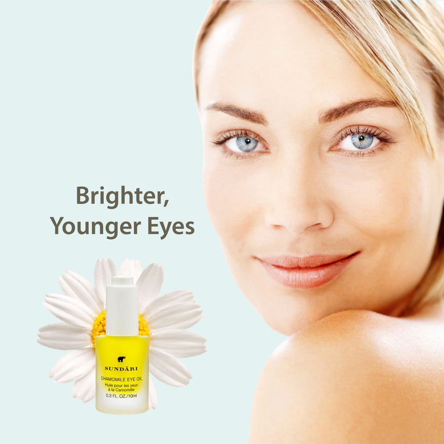 Chamomile Eye Oil
