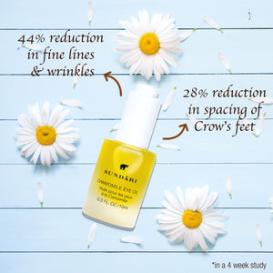 Chamomile Eye Oil + Neem Night Cream - SUNDÃRI