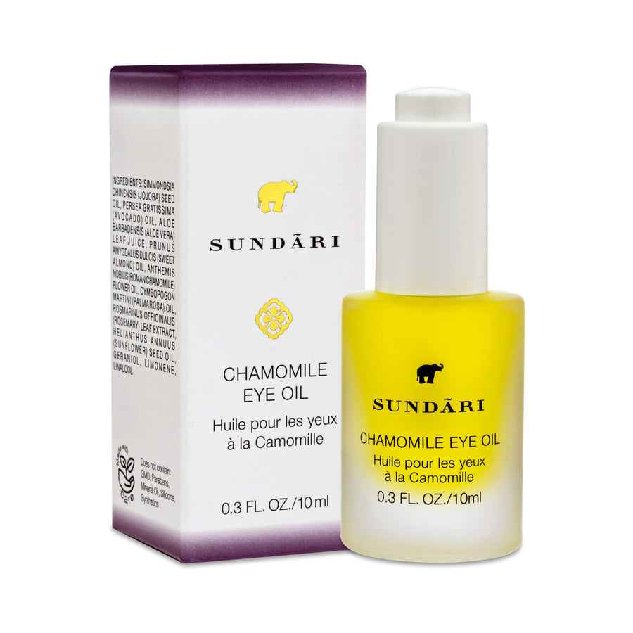 Chamomile Eye Oil - SUNDÃRI