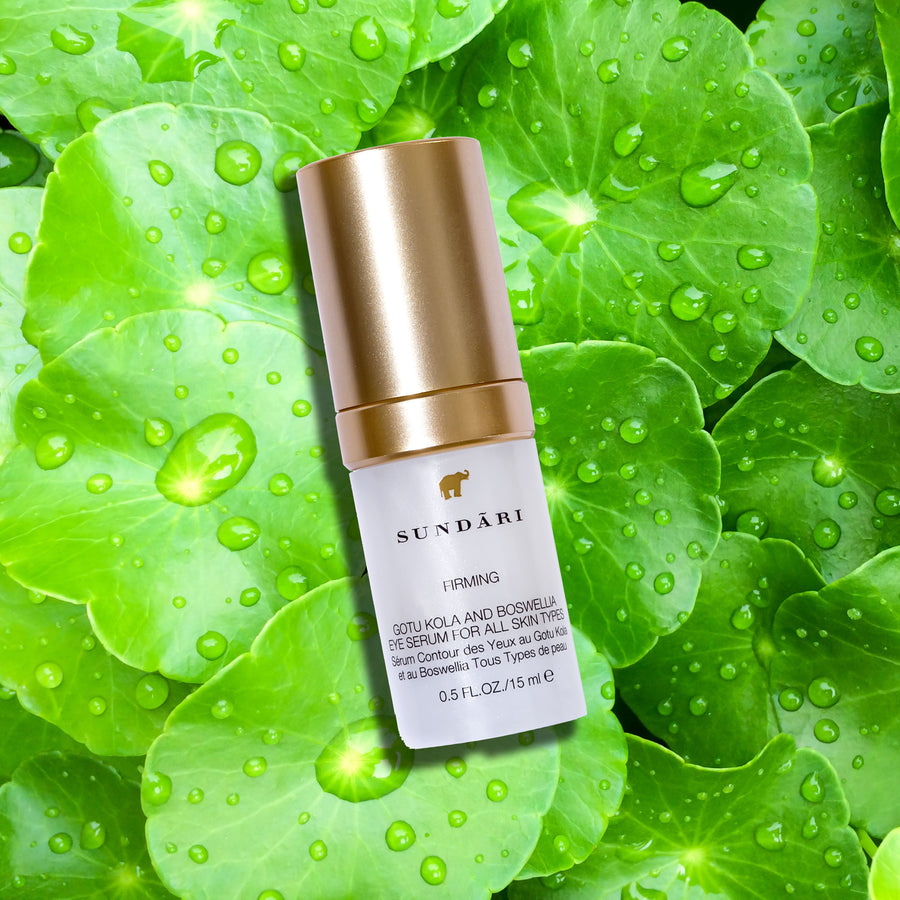 Gotu Kola and Boswellia Eye Serum