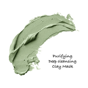 Neem and Green Tea Cleansing Mask - SUNDÃRI