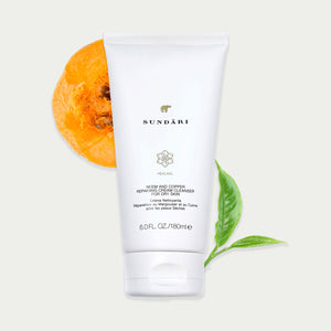 Neem and Copper Repairing Cream Cleanser - SUNDARI