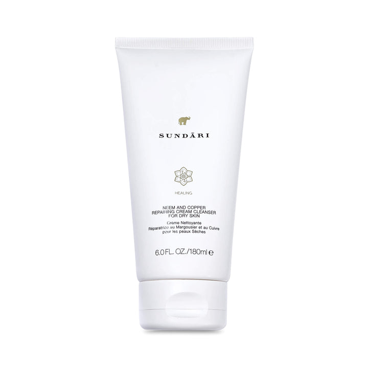 Neem and Copper Repairing Cream Cleanser - SUNDÃRI