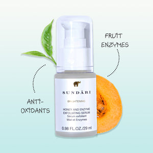 Honey and Enzyme Exfoliating Serum - SUNDARI