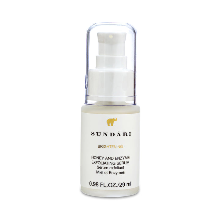 Honey and Enzyme Exfoliating Serum - SUNDÃRI