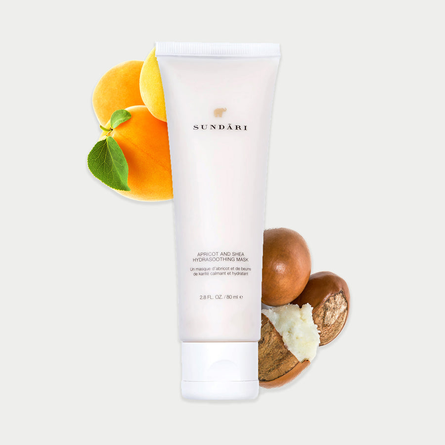 Apricot and Shea Hydrasoothing Mask