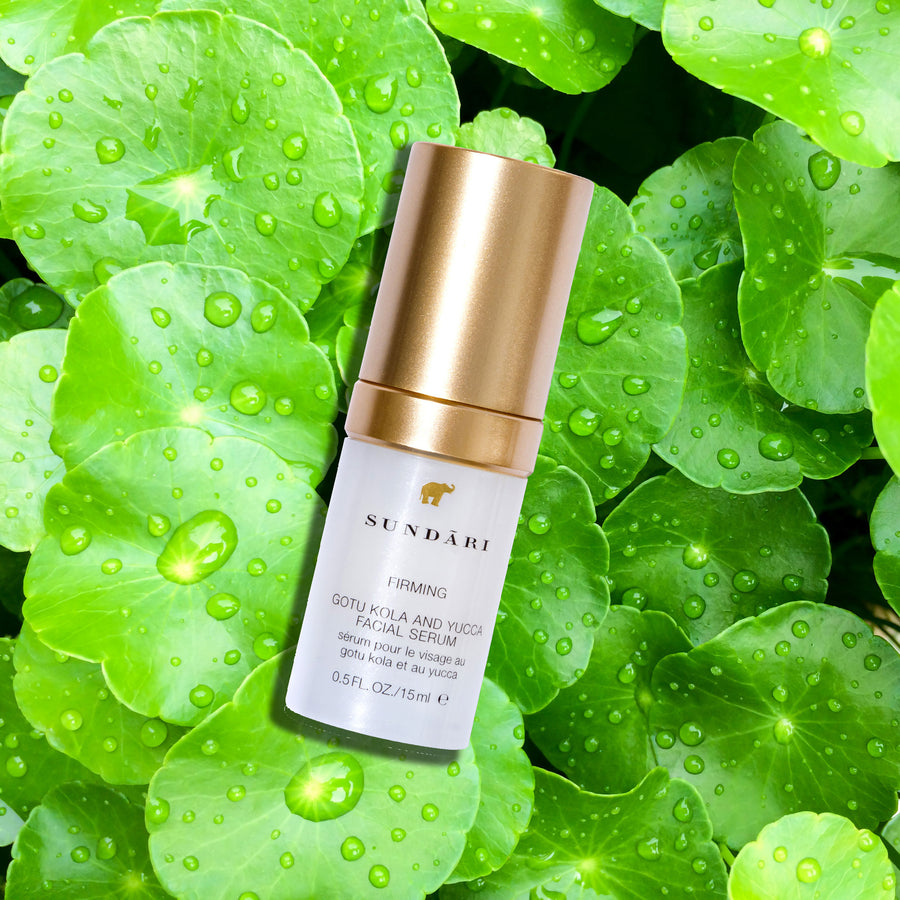 Gotu Kola and Yucca Facial Serum