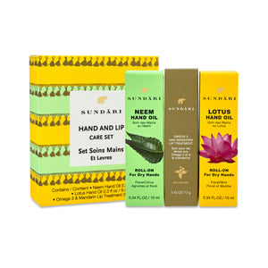 Hand and Lip Care Set