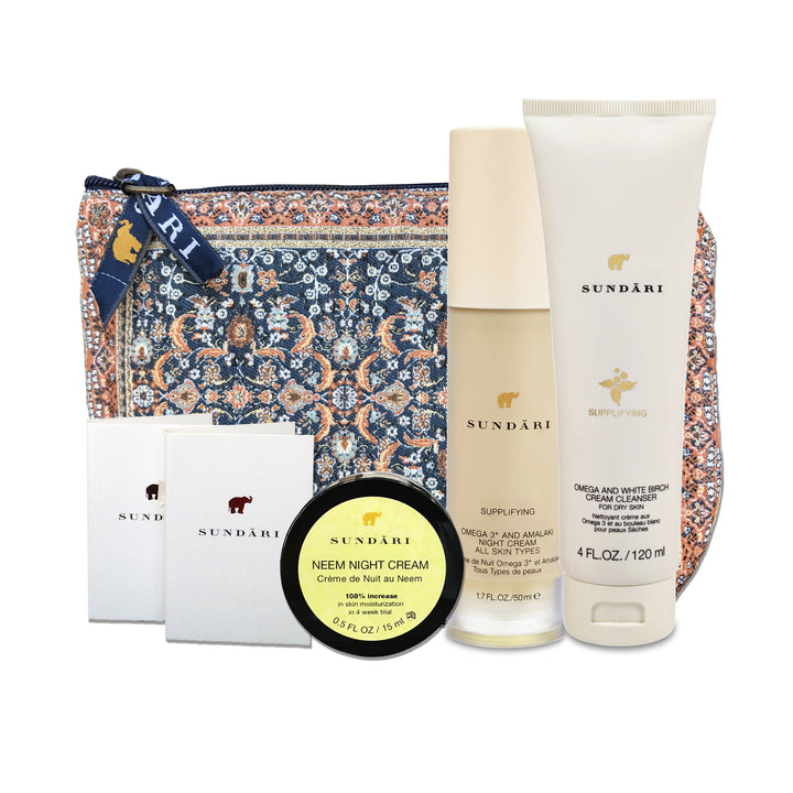 Beauty Bag for Dry Skin - SUNDÃRI