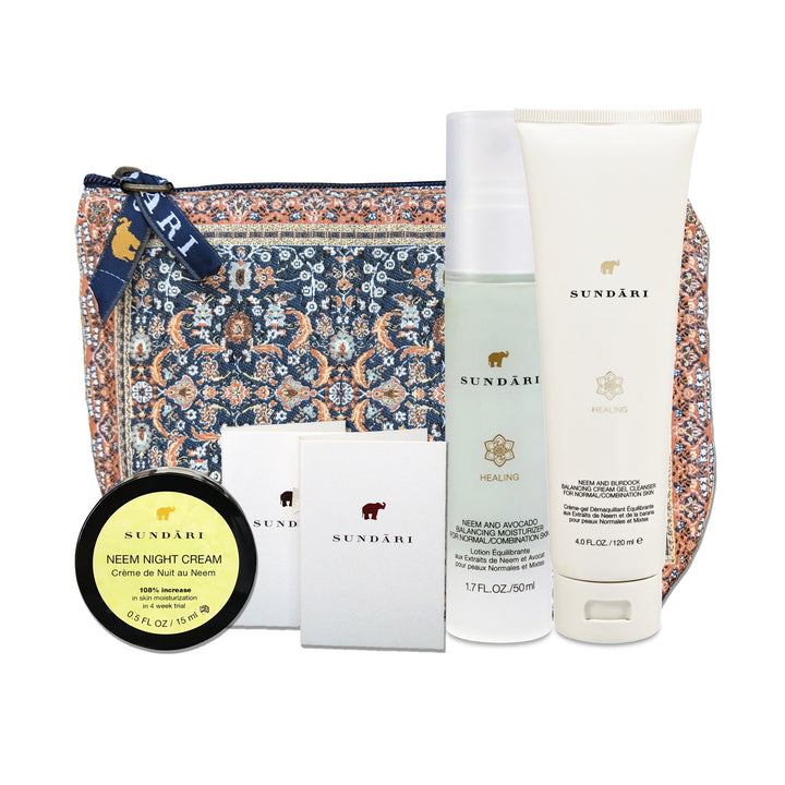 Beauty Bag for Normal Combination Skin - SUNDÃRI