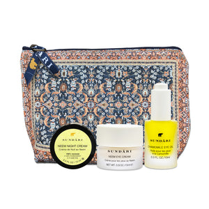 Beauty Bag for Beautiful Eyes - SUNDÃRI
