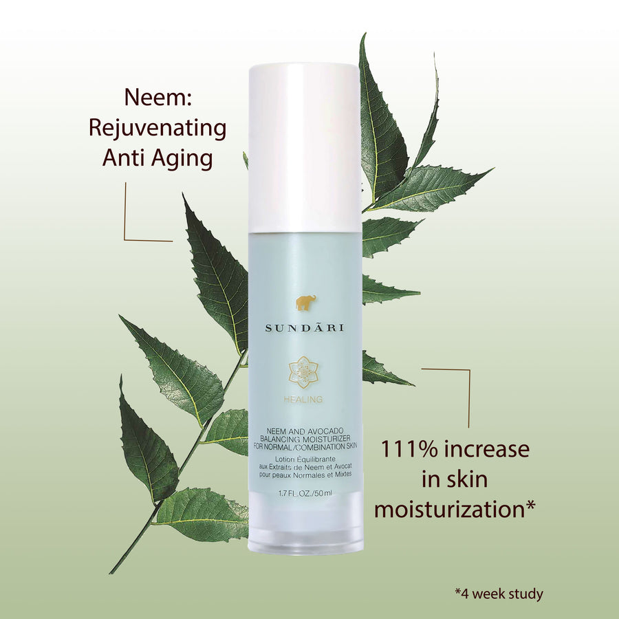 Neem and Avocado Balancing Moisturizer