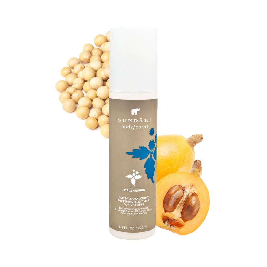 Omega 3 and Loquat Softening Body Milk - SUNDÃRI