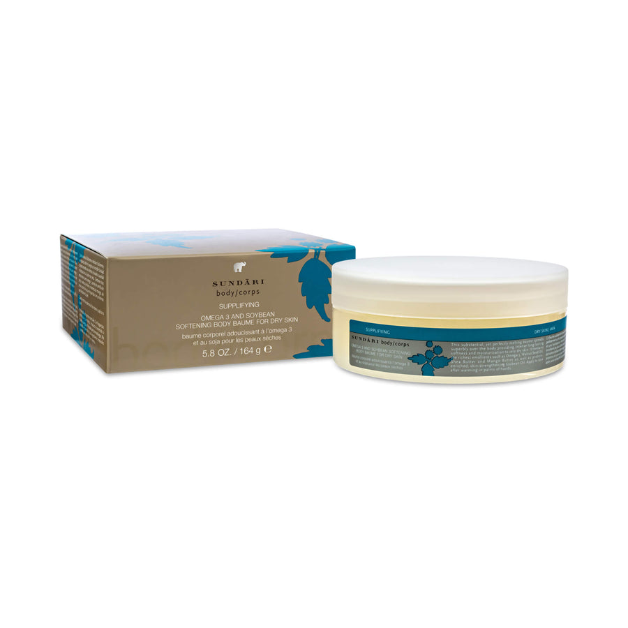 Omega 3 and Soybean Softening Body Baume - SUNDARI