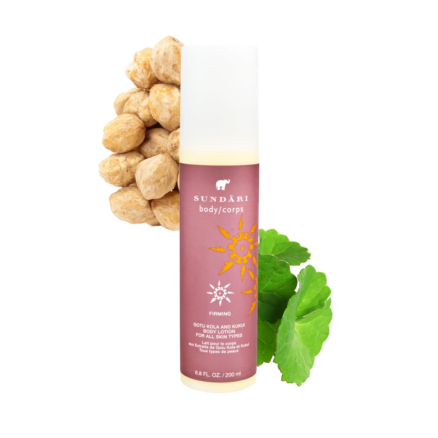 Gotu Kola and Kukui Body Lotion - SUNDARI