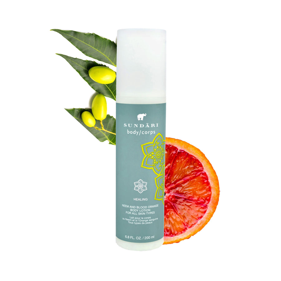 Neem and Blood Orange Body Lotion
