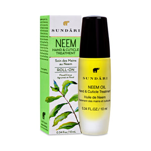 Neem Hand and Cuticle Treatment Oil - SUNDÃRI