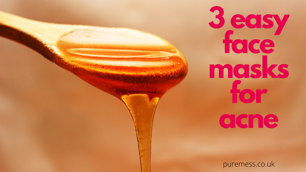 3 Amazingly Effective Masks for Acne-Prone Skin