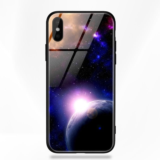 Space iPhone Case - iHub