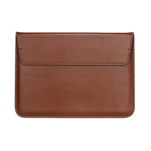 Brown Leather Case For Macbook - iHub
