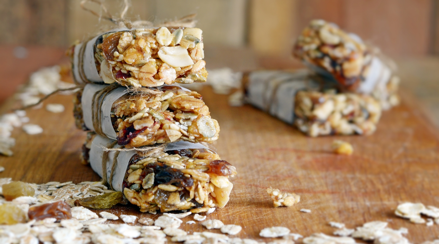chewy nut and oatmeal bars_Native Origins Collagen Peptides