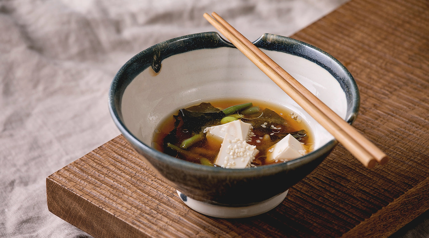 Japanese Miso Broth Soup