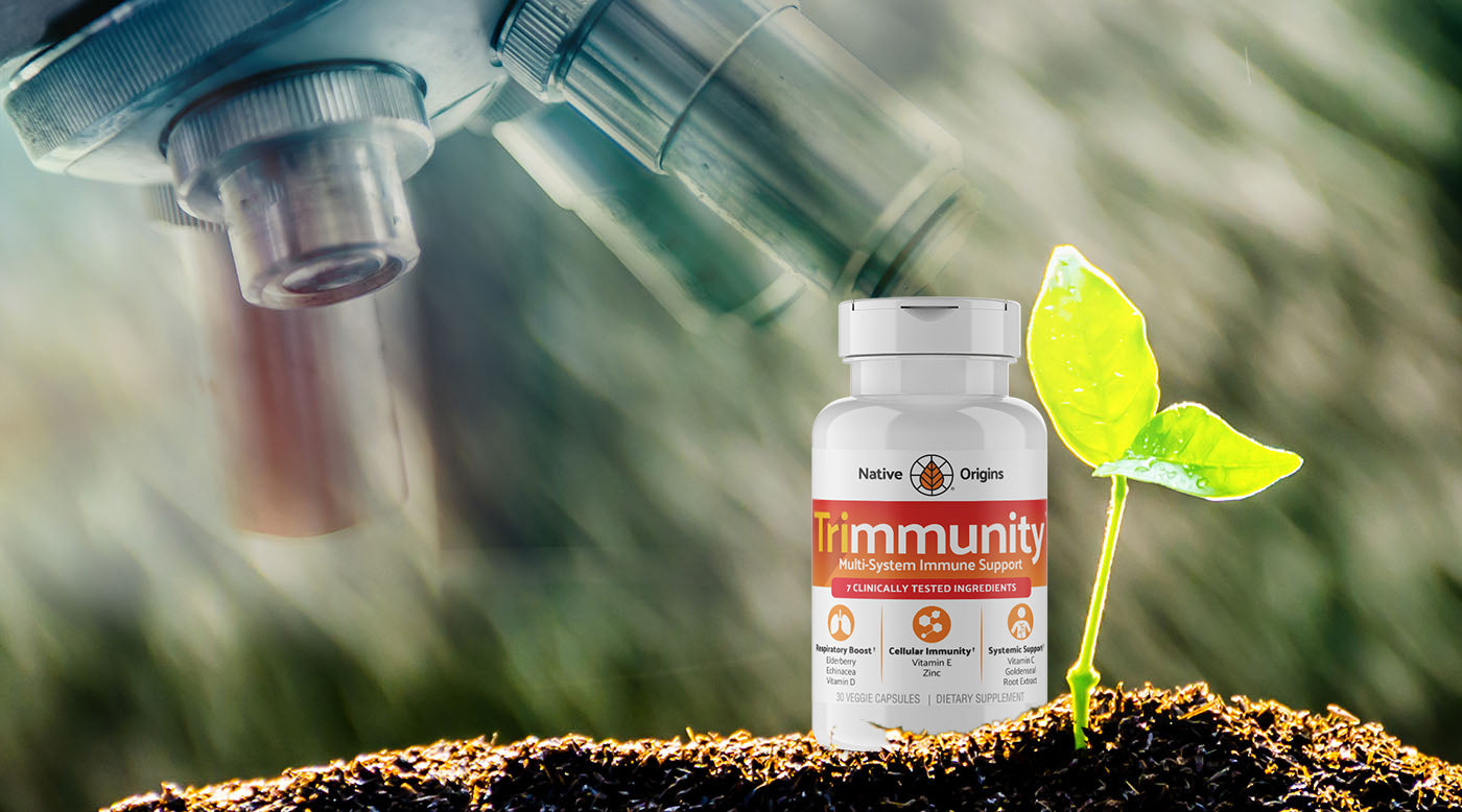 Trimmunity Multi-System Immune Support supplement