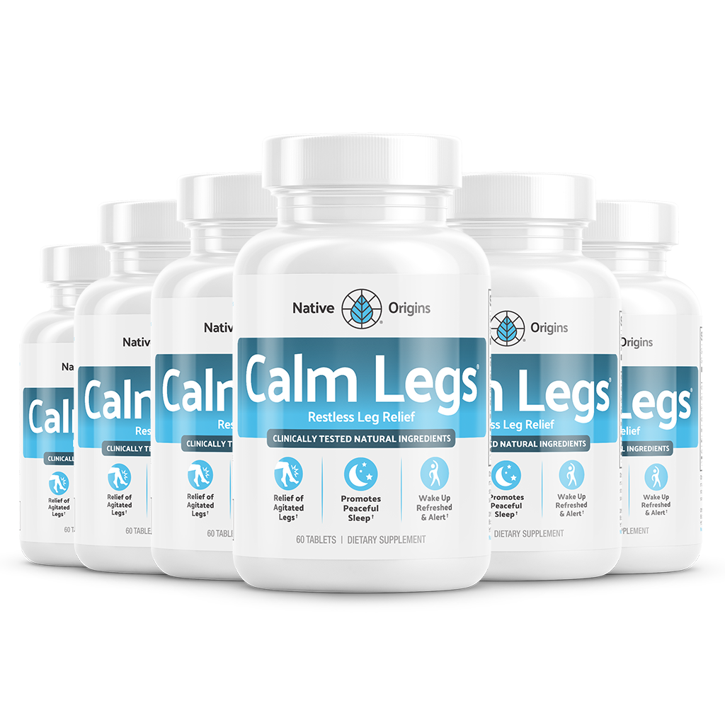 calm legs restless legs relief_6-pack