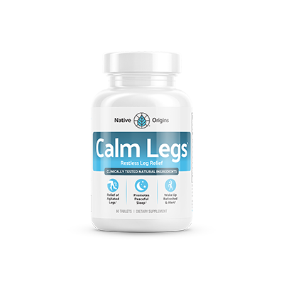 calm legs restless legs relief-single