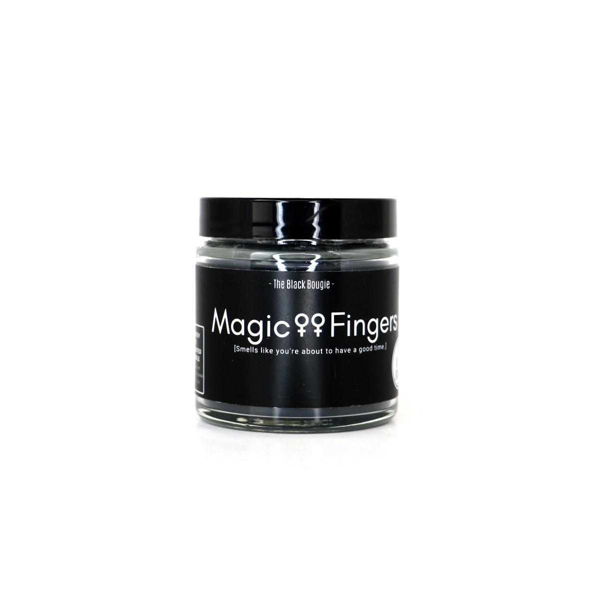Magic Fingers - Glass Jar Candle - 4 oz