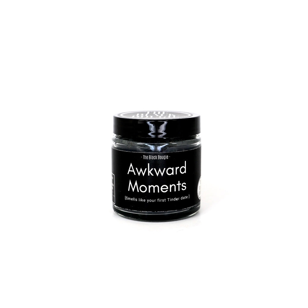 Awkward Moments - Glass Jar Candle - 4 OZ