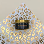 Side Chick Repellents - Black Scented Soy Candle - Gold Tin 8oz