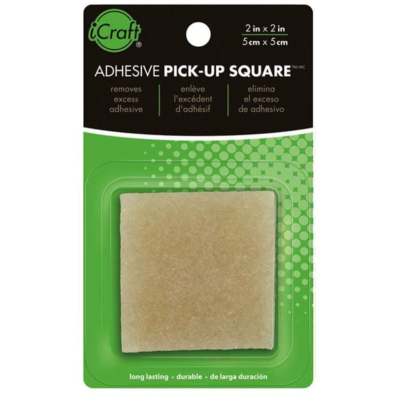 Therm O Web iCraft Adhesive Pick-Up Square, 2 in x 2 in 4087