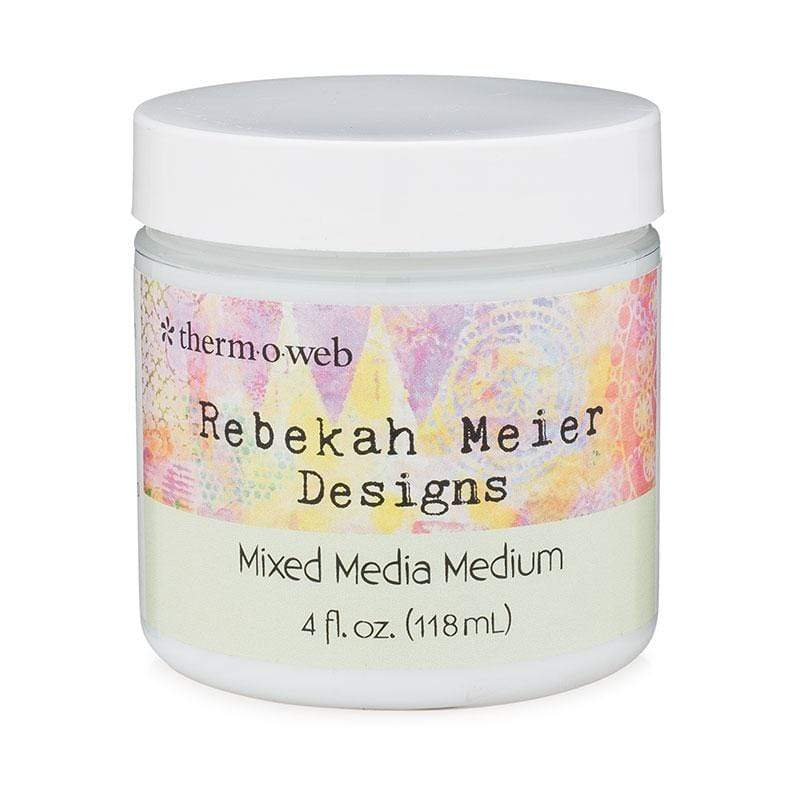 Therm O Web Rebekah Meier Designs Mixed Media Medium Jar, 4 fl oz 19005