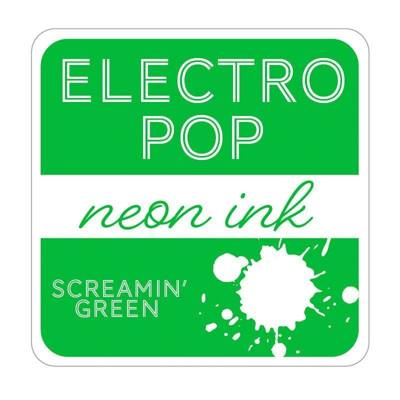 Therm O Web Rina K. Designs Electro Pop Inks, Screamin' Green RKEP5