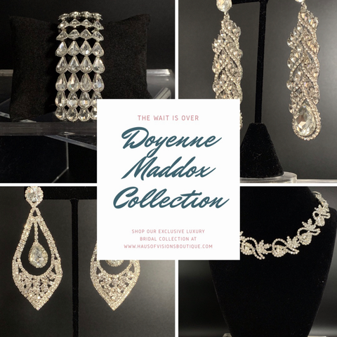Doyenne Maddox Luxury Bridal Collection
