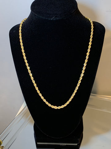 Malachi Double Rope Chain