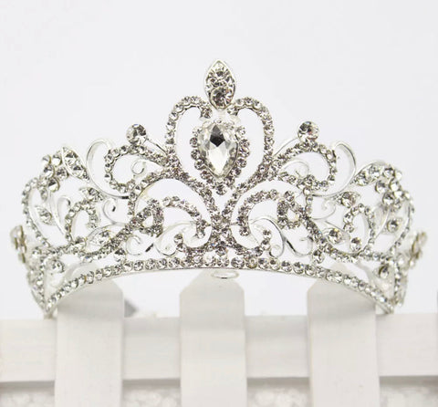 Belle of the Ball Crown - Haus of Visions Bridal Boutique