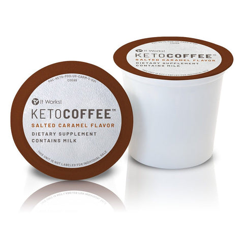 KETO Coffee Pods - 12ct.