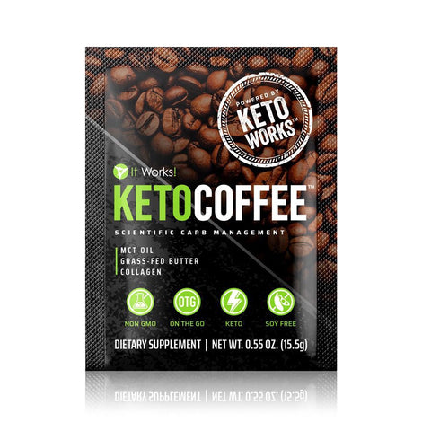 KETO Coffee - 15 Day