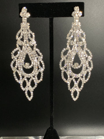 Berta Bridal Earrings