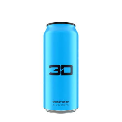 3D Energy Drink - PICK UP IN STORE ONLY