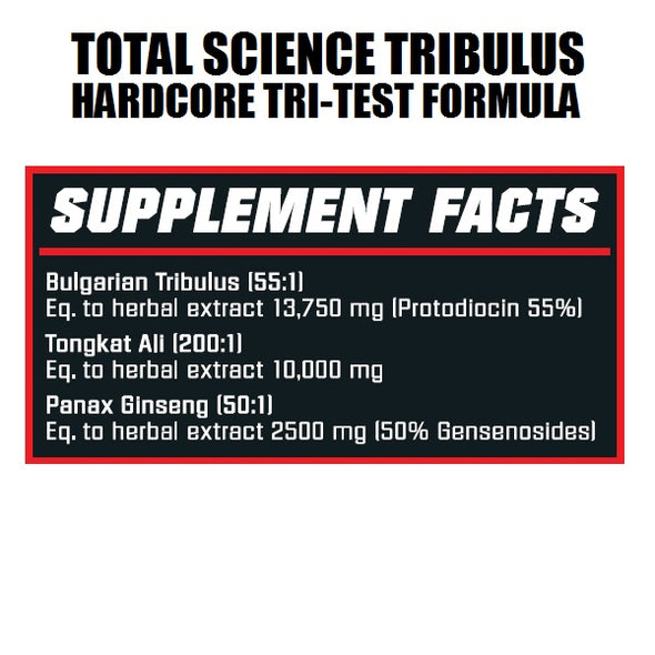 TOTAL SCIENCE Tribulus