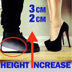 Invisible Height Increase Socks