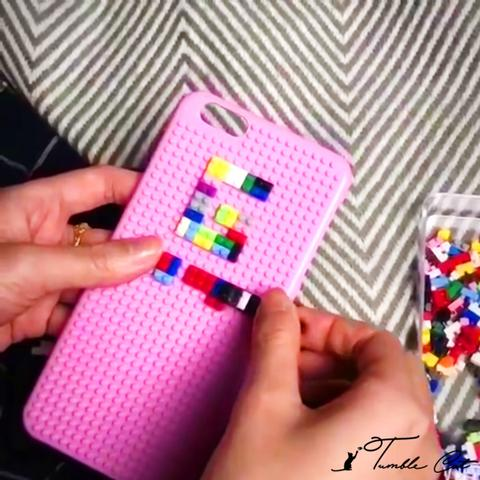 DIY Brick Phone Case