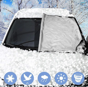 Fury™ Windshield Cover