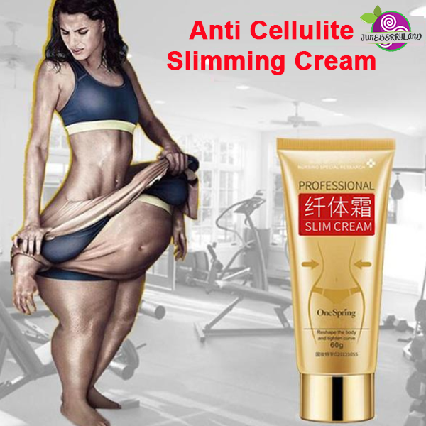 Anti Cellulite Slimming Cream