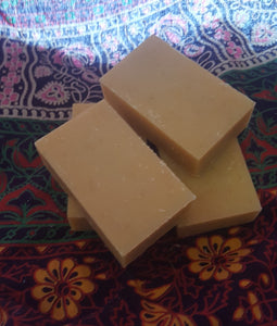 Benefits of using natural soaps - Lemongrass