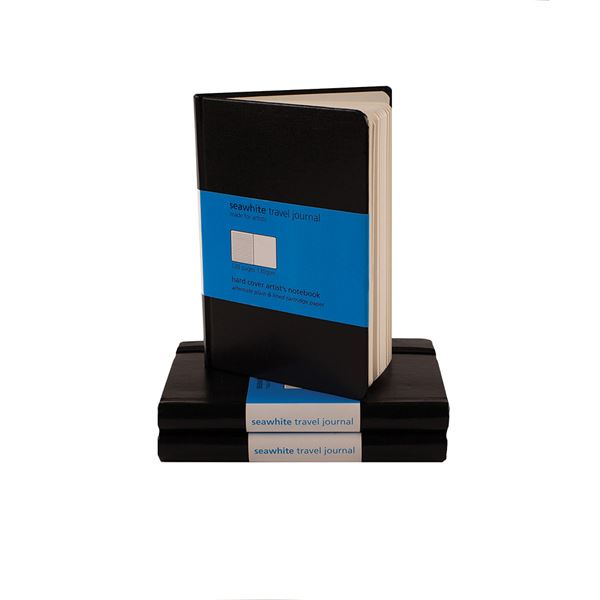 Seawhite Travel Journals - Alternate Blank & Lined Pages